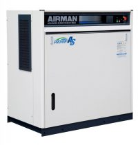 The purge start pressure prevents frequent capacity control and reduces power consumption