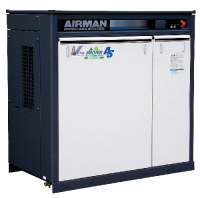 The operating speed is automatically controlled, reducing energy consumption.