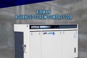 Airman Advanced Screw Compressor