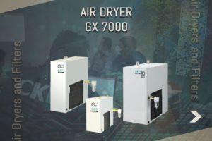 CKD Air Dryer GX 7000
