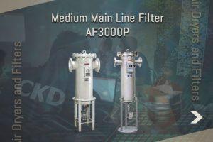 CKD Medium Main Line Filter